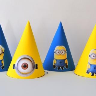 Парти шапка Миньони