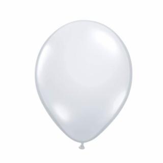 Балон прозрачен, диаметър 30 см, 10 бр. в пакет