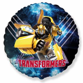 Фолиев балон Трансформърс Бъмбълби / Transformers Bumblebee 40 см, Flexmetal /Gd/