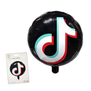Фолиев балон Тик Ток, 40 см